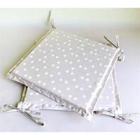 Подушка на стул (горох). Набор из двух штук