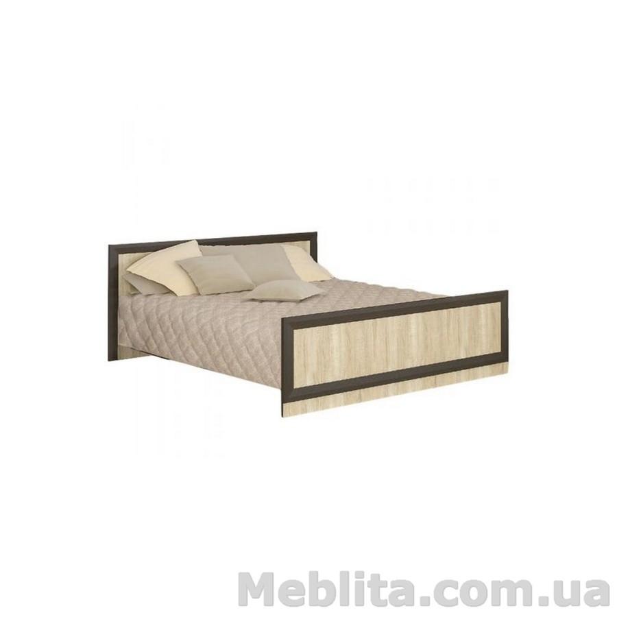 Кровать Даллас венге Мебель-Сервис