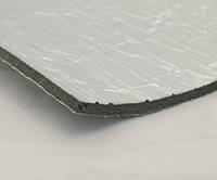 Вспененный каучук, армированный металлизированной пленкой 6мм, на клеевой основе SOFT M - 6