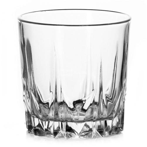 """Набір низьких стаканів """"Карат"""", 198мл, 6шт/упак., 52886"""