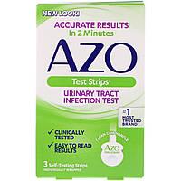 Azo, Тест-полоски инфекций мочевыделительных путей, 3 тест-полоски