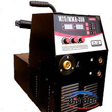 Промышленный полуавтомат ShuyanMIG/MMA-350(380V)