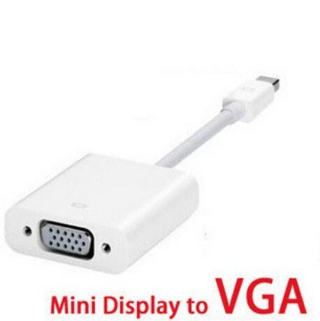 Переходник mini Displayport - VGA. Гарантия качества