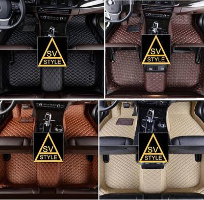 Коврики Автомобильные Кожаные 3D