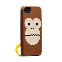 ЧЕХОЛ-КРЫШКА CASE-MATE CM022446, CREATURES, APPLE, IPHONE 5/5S, ОБЕЗЬЯНА