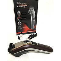 Беспроводная машинка для стрижки волос Gemei Gm-6116