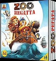 Настольная игра Зоорегата 800019, фото 1