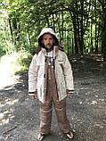 Зимний костюм для рыбалки и охоты  Snowmax White Новинка сезона! Тёплый, непродуваемый, Все размеры 60-62, фото 2