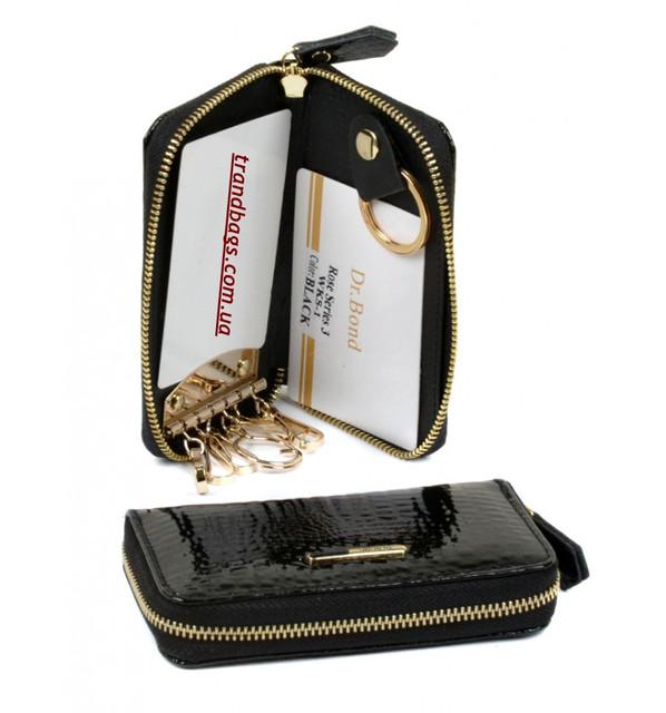 Ключницы кожаные, футляры для ключей