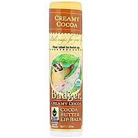Бальзамы для губ (какао), Badger Company, 7 г