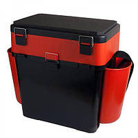 Ящик для зимней рыбалки двухсекционный FishBox Тонар Барнаульский 19 L