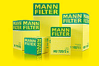 Подбор всех видов фильтров MAN