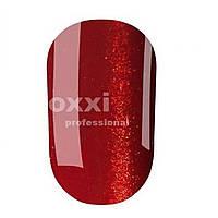 Гель-лак OXXI кошачий глаз №103 (темный красный, магнитный), 8 мл