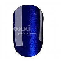 Гель-лак OXXI кошачий глаз №105 (темный синий, магнитный), 8 мл