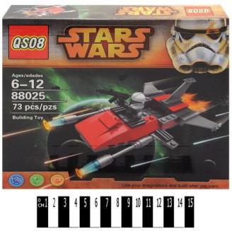 "Конструктор ""STAR WARS""  (67 деталей) 88025"