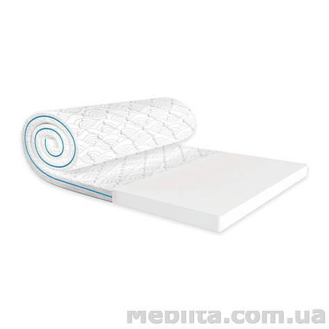 Мини-матрас Sleep&Fly mini FLEX MINI жаккард 90х200 ЕММ, фото 2