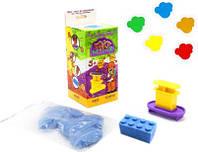 """Nano-масса для моделирования """"Brick Master: Конструктор"""" 90010 Набор для творчества для детей!"""