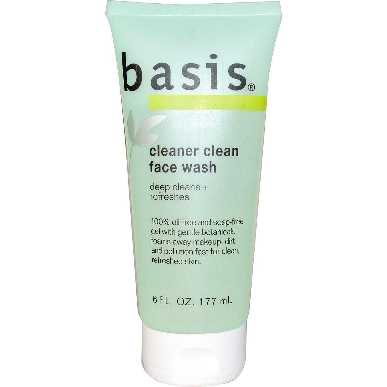Очищающее средство для лица , Basis, 177 мл