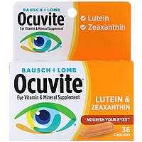 Bausch & Lomb, Лютеин и зеаксантин, 36 капсул, фото 1