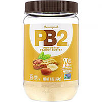 Арахисовое масло (пудра), Peanut Butter, Bell Plantation, 453,6 г