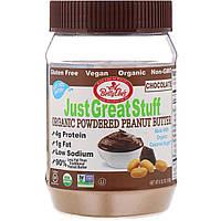 Арахисовое масло с шоколадом, пудра, Peanut Butter, Betty Lou's, 180 г