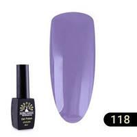 Гель лак Global Fashion BLACK ELITE (8 мл) 118