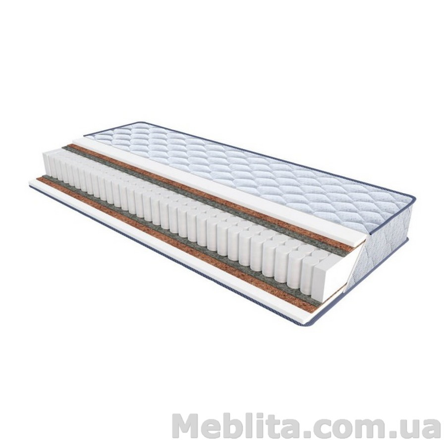 Ортопедический матрас Sleep&Fly Silver Edition COBALT 140х200 ЕММ