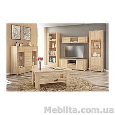 Комод 2Д4Ш Гресс Мебель-Сервис , фото 2
