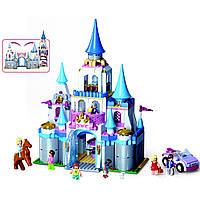 """Конструктор Sluban M38-B0610  """"Розовая мечта: Замок принцессы"""" 815 деталей"""