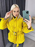 Куртка женская на холодную осень 42-46 рр., фото 4