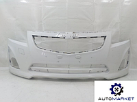 Бампер передний 12- (рест) Chevrolet Cruze 2009-2015