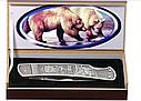 Нож складной  цельнометаллический, небольшого размера и классического дизайна, прочный и компактный, фото 3
