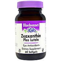 Здоровье глаз, Bluebonnet Nutrition, 60 кап.