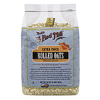 Геркулес экстра, Rolled Oats, Bob's Red Mill, 907г