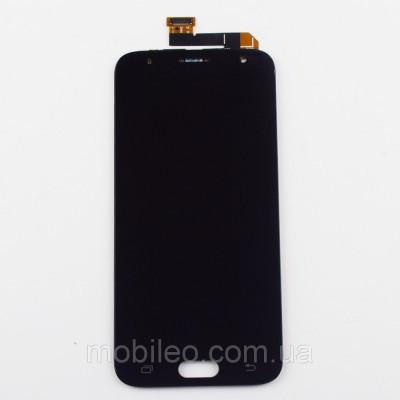 Дисплей (LCD) Samsung J330 Galaxy J3 (2017) Tft с тачскрином, чёрный