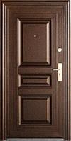 Двери входные металличесике СТАНДАРТ