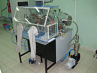 СПЕЦИАЛЬНЫЙ ОТКАЧНОЙ ПОСТ для  откачки,   обезгаживания,  наполнения газами и герметизации вакуумных  изделий, фото 1