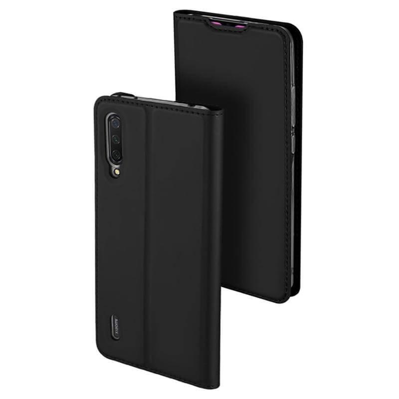 Купить Чехол-книжка Dux Ducis с карманом для визиток для Xiaomi Mi CC9 / Mi 9 Lite Черный