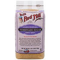 Турбинадо (тростниковый сахар), Bob's Red Mill, 793 г