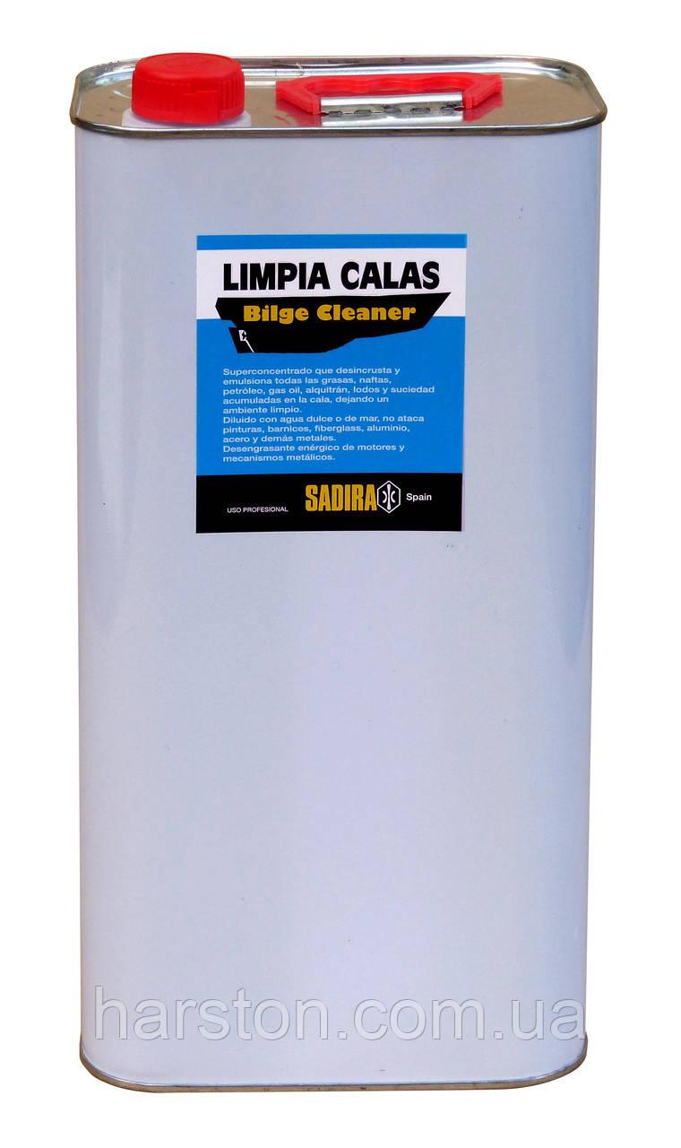 Очиститель трюма для яхт SADIRA Bilge Cleaner, 5 л
