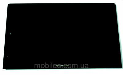 Дисплей (LCD) планшет Lenovo B8000 Yoga Tablet 10 с тачскрином, черный