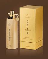 Женская арабская парфюмированная вода Afnan Precious Gold 100ml, фото 1