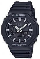 Наручные мужские часы Casio GA-2100-1AER оригинал