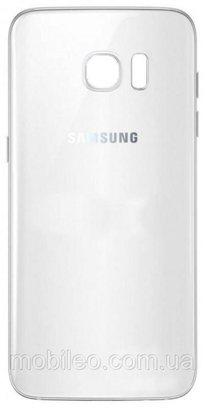 Задняя крышка Samsung G930F Galaxy S7 белая ориг. к-во