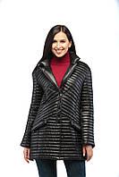Mila Nova Куртка черная КВ-4