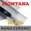 Атермальная тонировочная пленка MONTANA NANO-CERAMIC 50% 1,52м