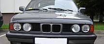 Дефлектор капота  BMW 5  1988-1996, Мухобойка BMW 5