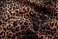 Мех леопардовый пони