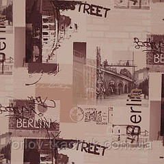 Ткань для штор димаут Berlin Anka