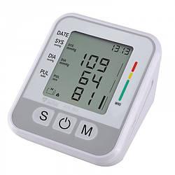 Автоматический тонометр KWL-B01 измеритель давления на предплечье
